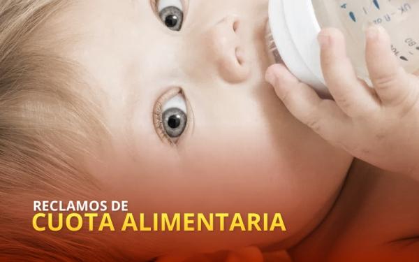El Derecho de Familia: Todo sobre la cuota alimentaria. | Estudio Jurídico Córdoba